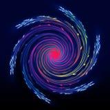 Color Swirl Stock Photos