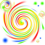 Color Swirls Royalty Free Stock Image