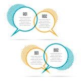 Color Talk Balloons Copyspace Stock Photos