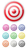 Color target Stock Photography