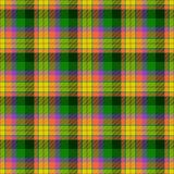 Color tartan texture Royalty Free Stock Photo