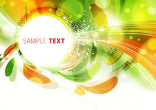 Color template stock illustration