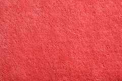Color terry towel. As background Royalty Free Stock Images