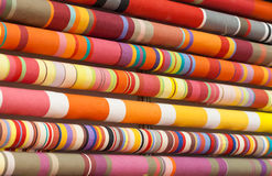 Color textile Royalty Free Stock Photography