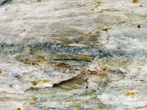 Color and texture of rocks Royalty Free Stock Photography
