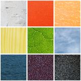 Color textures royalty free stock image