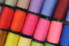 Color threads Royalty Free Stock Photos