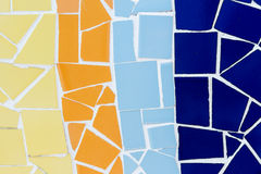 Color tile Royalty Free Stock Photos