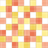 Color tiles Stock Photography
