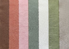 Color tone of fabric sample texture Stock Photo