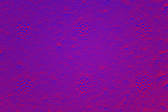 Color toned abstract background made of polystyrene foam Royalty Free Stock Images