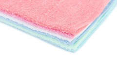 Color towel Stock Image