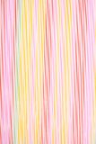 Color tubules Royalty Free Stock Image