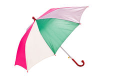 Color umbrella Royalty Free Stock Images
