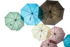 Color umbrella Royalty Free Stock Photo