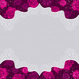 Color valentine background,  Royalty Free Stock Photos