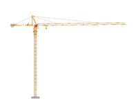 Color Vector Crane Stock Photo