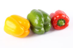 Color vegetable Royalty Free Stock Photography