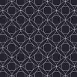 color vektorn för möjliga variants för modellen den olika Modern linjär prydnad med den abstrakta blomman Geometrisk stilfull bak vektor illustrationer