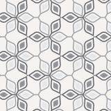 color vektorn f?r m?jliga variants f?r modellen den olika Monokrom prydnad med den abstrakta blomman royaltyfri illustrationer