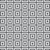 color vektorn f?r m?jliga variants f?r modellen den olika Upprepa geometriska tegelplattor med fyrkantiga best?ndsdelar vektor illustrationer
