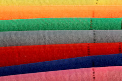 Color velcro Royalty Free Stock Image