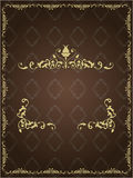 Color vintage background Royalty Free Stock Image
