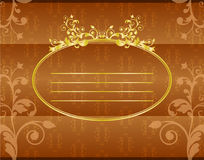 Color vintage background Royalty Free Stock Images