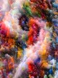 Color vivo stock de ilustración