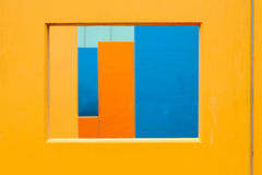 Color wall Royalty Free Stock Photo