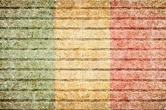 Color wall texture Stock Photos