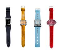 Color Watches Stock Photos