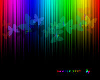 Color Wave Stock Image