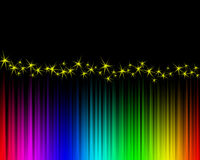 Color Wave Royalty Free Stock Photos