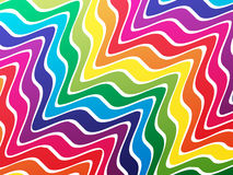 Free Color Waves Royalty Free Stock Photos - 4666768