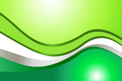 Color waves background Stock Photo