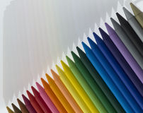 Color wax Royalty Free Stock Photography