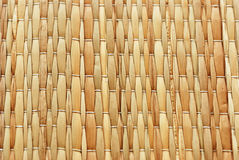 Color weave from reed Royalty Free Stock Images