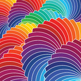 Color wheel background. Vector Illustration. This is file of EPS10 format Royalty Free Stock Image