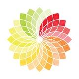 Color wheel vector Stock Photos