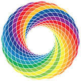 Color wheel Vector Royalty Free Stock Images