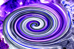 Color Whirl Royalty Free Stock Images