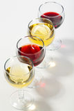 The color of wine. Stock Image