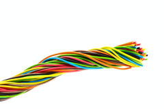 Color wire Stock Image