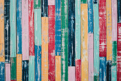 Color wood abstract texture background Royalty Free Stock Images