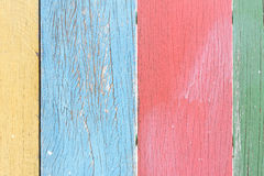 Color wood background Royalty Free Stock Photos