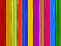 Color wooden background Royalty Free Stock Images