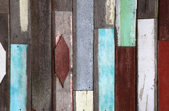 Color wooden texture Stock Photo