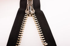 Color Zipper Royalty Free Stock Photography