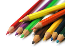 Coloração brilhante 1 fotos de stock royalty free